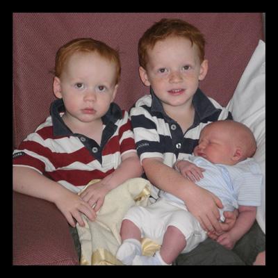 The Hughes Boys